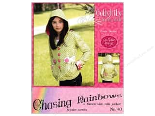 Books & Patterns $20 - $40: Golightly Sewing Studio Chasing Rainbows Rain Jacket Pattern