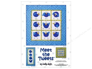 Chronicle Books $15 - $18: Amy Bradley Designs Meet The Tweets Pattern