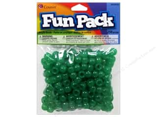March Madness Sale Cousin Pony Bead: Cousin Bead Fun Pack Pony Green 250pc