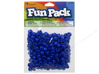 Party Supplies Toys: Cousin Bead Fun Pack Pony Blue 250pc