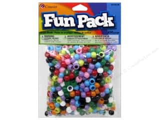 Cousin Bead Fun Pack Pony Mini Multi 650pc