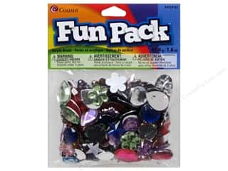 Cousin Bead Fun Pack Rhinestones Mixed 1.6oz