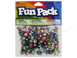 Cousin Bead Fun Pack Diamond Assorted 1.8oz