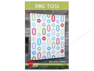 2013 Crafties - Best Adhesive: Ring Toss Pattern