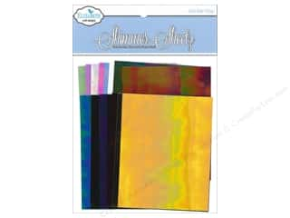 Elizabeth Craft Shimmer Sheetz Sampler Assorted