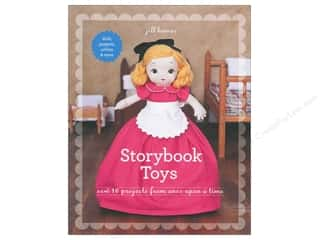 Doll Making Clearance Books: Stash By C&T Storybook Toys Book