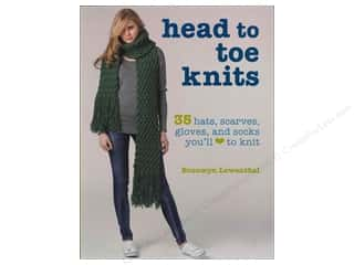 knitting books: Head To Toe Knits Book