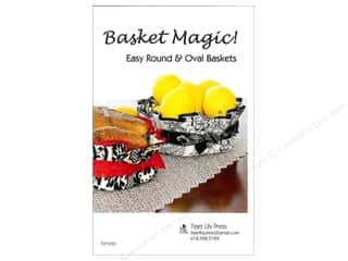 Basket Magic! Pattern