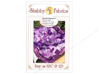 Easy As ABC &amp; 123 Pattern