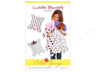 Cuddle Blankets Cat and Dog Pattern
