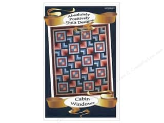 Log Cabin Quilts Quilting: Absolutely Positively Quilt Designs Cabin Window Pattern