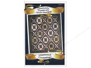 Quilting Patterns: Diamond Crossings Pattern
