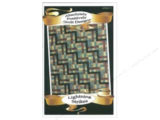 Quilting Patterns: Lightning Strikes Pattern