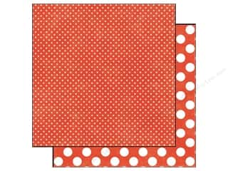 Echo Park Paper 12x12 Dots&Stripes Jewels Tiny Grn (25 piece)