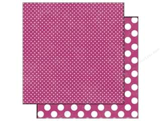 Echo Park Paper 12x12 Dots&Stripes Jewels Tiny Amt (25 piece)