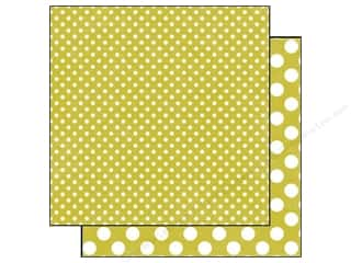 Echo Park Paper 12x12 Dots&Stripes Jewels Tiny Per (25 piece)