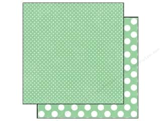 Echo Park Paper 12x12 Dots&Stripes Jewels Tiny Jde (25 piece)