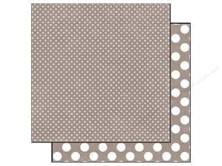 Echo Park Paper 12x12 Dots&Stripes Jewels Tiny Qrt (25 piece)