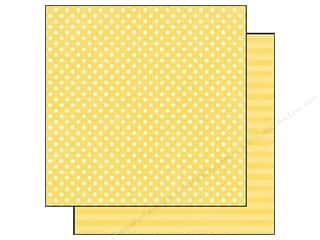Echo Park Paper 12x12 Dots&amp;Stripes Neap Sm Pineapl (25 piece)