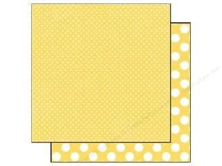 Echo Park Paper 12x12 Dots&amp;Stripes Neap Tiny Pinea (25 piece)