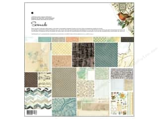 BasicGrey Paper Collection Pack Serenade