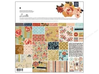 BasicGrey Paper Collection Pack Lucille