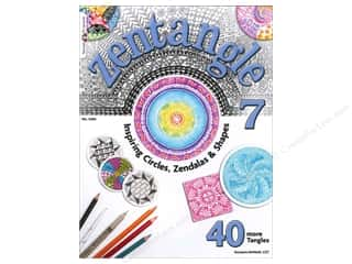 paper craft books: Zentangle 7 Book