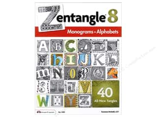 paper craft books: Zentangle 8 Book