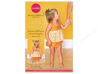 Baby Hannah Ruffled Bloomers & Top Pattern
