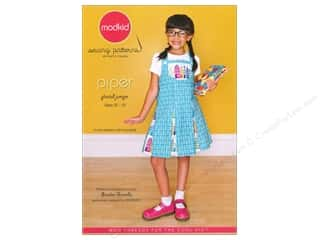 Piper Pleated Jumper Pattern