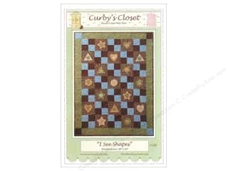 Acrylic Shape Clearance Patterns: Curby's Closet I See Shapes Pattern