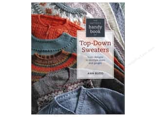 Interweave Press Crochet & Knit: Interweave Press Top-Down Sweaters Book