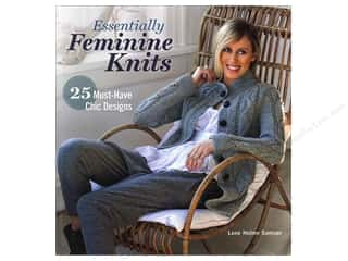 knitting books: Essentially Feminine Knits Book