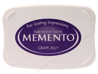 Tsukineko Memento Ink Pad Grape Jelly