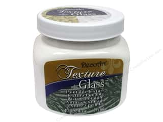 DecoArt Texture Glass 10oz
