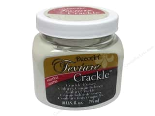 DecoArt Texture Crackle Neutral 10oz