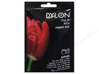 Dylon Machine Fabric Dye 100gr Tulip Red