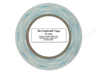 Double-sided Tape: Elizabeth Craft Be Creative Tape 12mm 75ft
