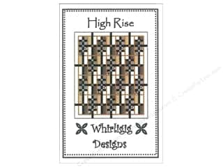 G.E. Designs Clearance Patterns: Whirligig Designs High Rise Pattern