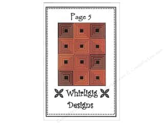 Log Cabin Quilts $0 - $4: Whirligig Designs Page 5 Pattern