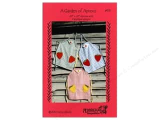 Pattern $4-$6 Clearance: A Garden of Aprons Pattern