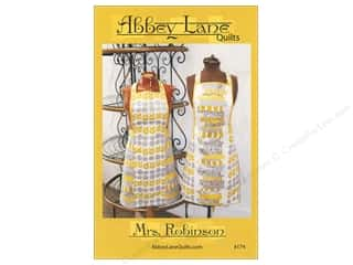 Table Runners / Kitchen Linen Patterns: Mrs. Robinson Pattern