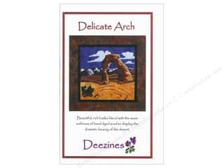 Outdoors Books & Patterns: Deezines Delicate Arch Pattern