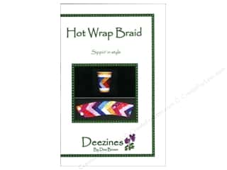 Quilted Trillium, The Table Runner & Kitchen Linens Patterns: Deezines Hot Wrap Braid Pattern