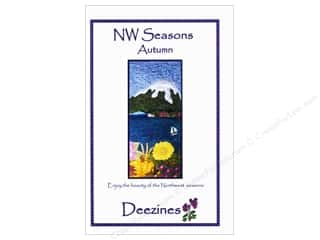 Books & Patterns Fall Sale: Deezines NW Seasons Autumn Pattern