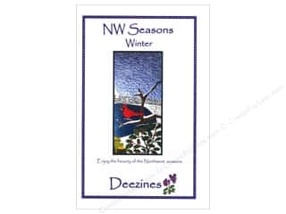 Outdoors Books & Patterns: Deezines NW Seasons Winter Pattern