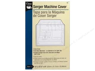 Sewing Construction: Serger Machine Cover by Dritz