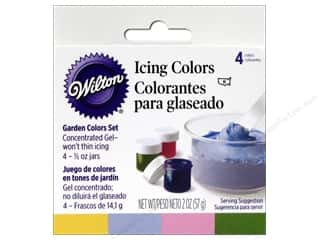 Wilton Decorating Color Icing Set Garden 4pc