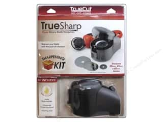 Grace Company, The Rotary Cutters: The Grace Company Rotary Blade Sharpener TrueSharp Power
