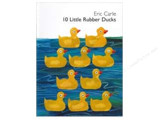 Harper Collins Needlework Books: Harper Collins 10 Little Rubber Ducks Book